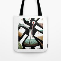 science Tote Bags featuring Science! by Joe Lillington