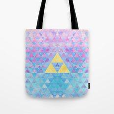 Zelda Geometry Tote Bag
