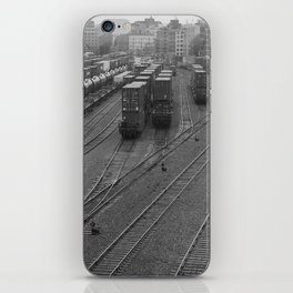 Railyard iPhone Skin