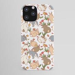 Bunny Infestation iPhone Case