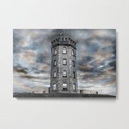 Jersey Marine Tower Metal Print