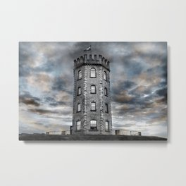 Jersey Marine Tower Metal Print