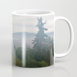 View From Upcountry Coffee Mug