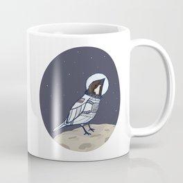 Space Sparrow Coffee Mug