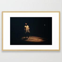 Ye II Framed Art Print
