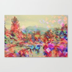 Fool's Gold Canvas Print