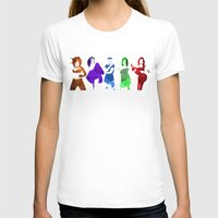 spice girls T-shirts featuring The Spice Girls by Greg21