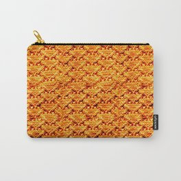 Digital knitting pattern Carry-All Pouch
