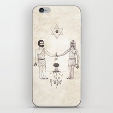 Tarot: VI - The Lovers iPhone & iPod Skin