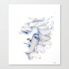 Goddess: Air Canvas Print