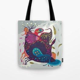 Spring Creeper Tote Bag