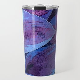 Hosta Purple Pantone 2018 Travel Mug