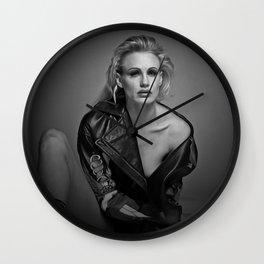 Daryl Hannah - Celebrity Art Wall Clock