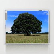 Oak Laptop & iPad Skin