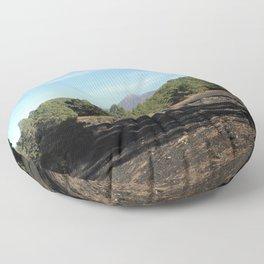 el Teide - Tenerifa Floor Pillow