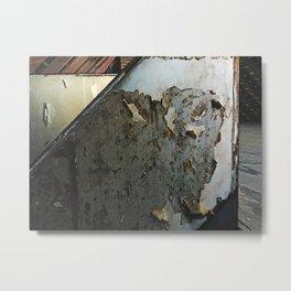Pooley Street Stairwell Metal Print