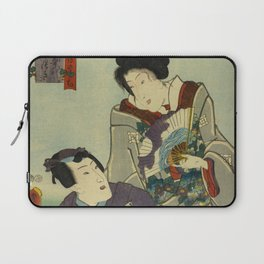 A May day of twelve months Laptop Sleeve