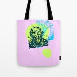 Mr. Dostoevsky Tote Bag