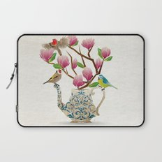 tea time! Laptop Sleeve