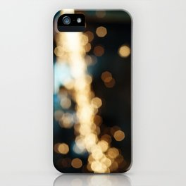 Sparks Will Fly iPhone Case