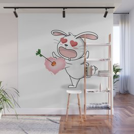 Be Mine! (Guy Ver.) Wall Mural