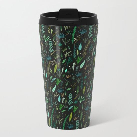 Jungle Daze Metal Travel Mug
