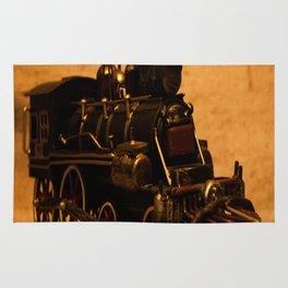 Lost Train One Rug