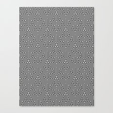 5050 No.2 Canvas Print
