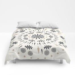 Snowflakes Scandic Nordic Comforters