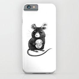 La Petite Souris iPhone Case