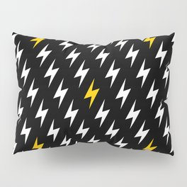 Bolts of lightning Pillow Sham