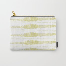 Golden Scribbles 1 Carry-All Pouch