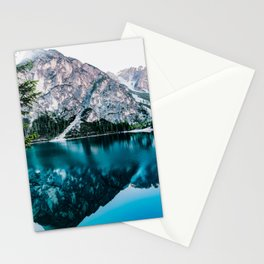 Reflected Peaks Stationery Cards