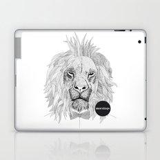 Asleep lion Laptop & iPad Skin