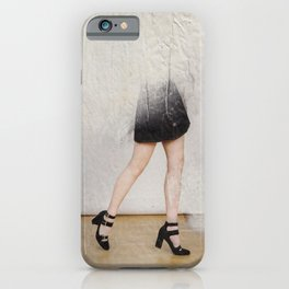 headless model No.02 iPhone Case