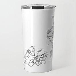 Coffee Overload Travel Mug