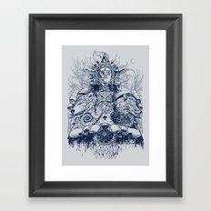 Spirit Dreams Framed Art Print