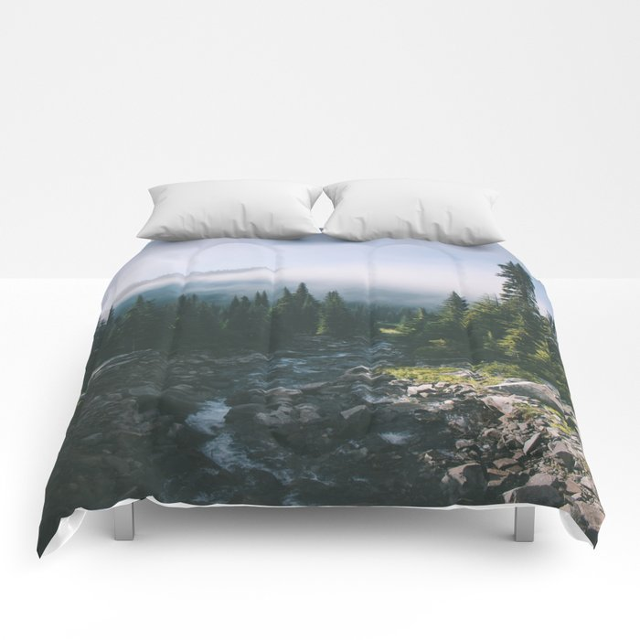 Washington III Comforters