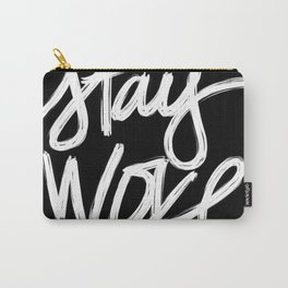 Stay Woke Carry-All Pouch