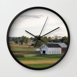 Strasburg Railroad Series 14 Wall Clock