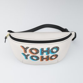 A Pirate's Life For Me Fanny Pack