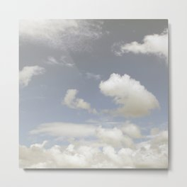 Look to the sky Metal Print