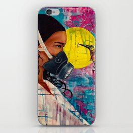 Morning Chatters iPhone Skin