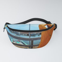 Watchman and the Wharf Fanny Pack