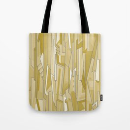 Graph (tan) Tote Bag