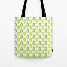 Turn Over A New Leaf Tote Bag