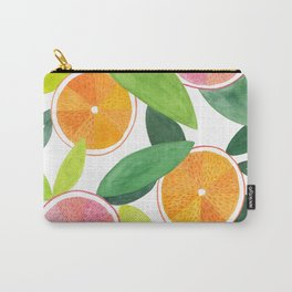 Citrus Garden Carry-All Pouch