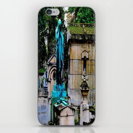 The Lady Weeps iPhone Skin