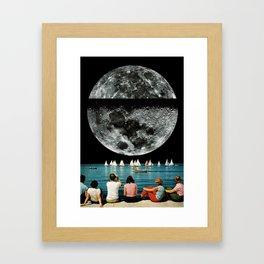 DARKSIDE (2013) Framed Art Print