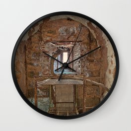 Serpent Prison Cell Wall Clock